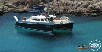 Catamarano Broadblue 435 Family 2006