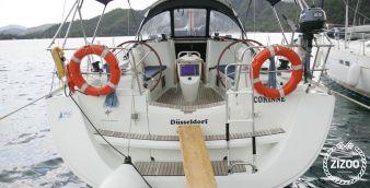 Segelboot Jeanneau Sun Odyssey 42 i 2010