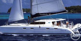 Catamaran Nautitech 47 2007