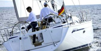 Segelboot Bavaria Cruiser 43 2009
