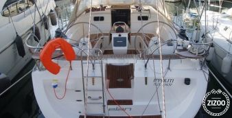 Sailboat Elan 434 Impression 2010