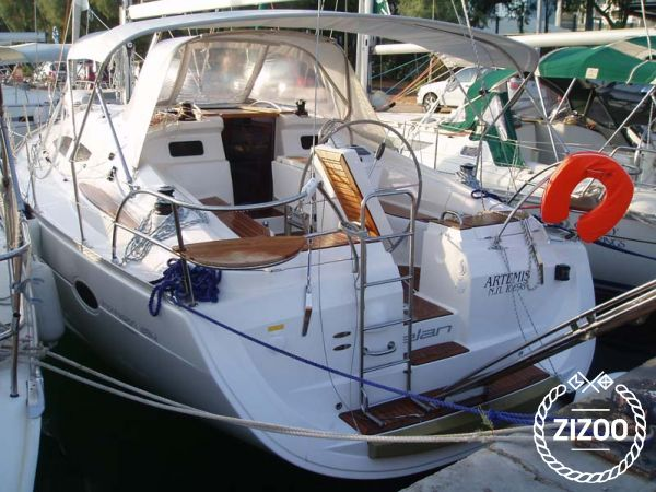 Elan 384 Impression 2011 Sailboat