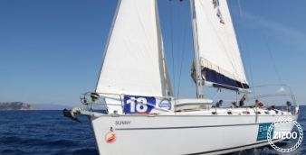 Sailboat Beneteau Cycladed 50.5 2008