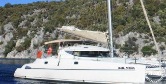 Catamarano Fountaine Pajot Athena 38 (1998)