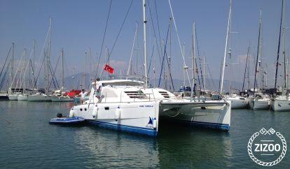 Catamarán Leopard 43 (2008)