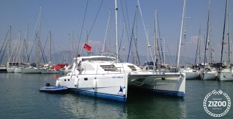 Catamaran Leopard 43 2008