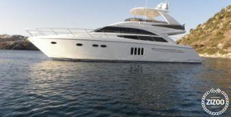 Motorboot Princess 62 HT 2009