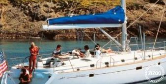 Sailboat Beneteau 50 2000