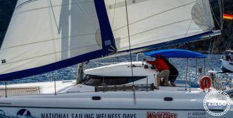 Catamaran Athena 38 2000