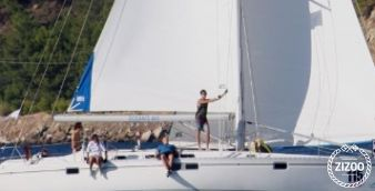 Sailboat Beneteau Oceanis 440 1994