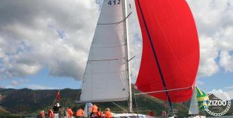 Sailboat X-Yachts 412 1997