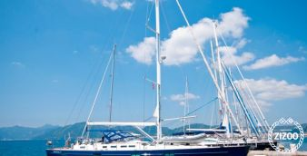 Sailboat Beneteau 57 2003