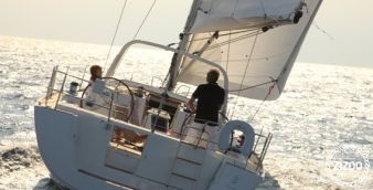 Sailboat Beneteau Oceanis 50 Family 2013