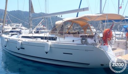 Sailboat Dufour 450 Grand Large (2013)