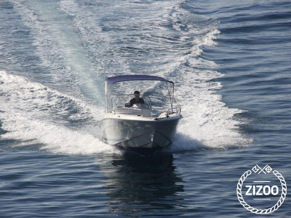 Quicksilver Commander 600 2010 Speedboat