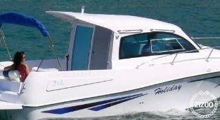 Motor boat Bluestar Holiday 720 2011
