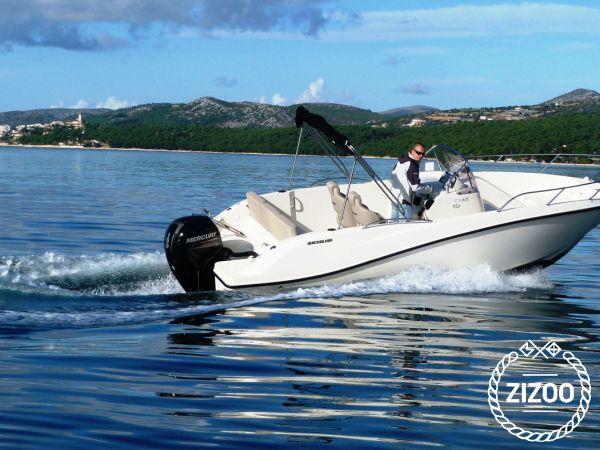 Quicksilver 675 Open 2014 Motor boat
