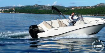 Motorboot Quicksilver 675 Open 2014