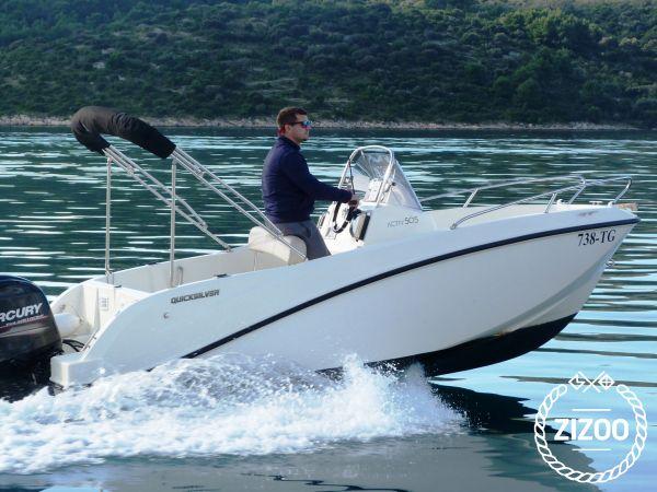 Quicksilver 505 Activ Open 2014 Speedboat