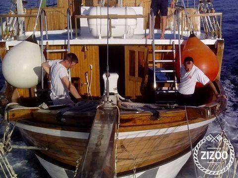 LION QUEEN Passenger ship  Gulet
