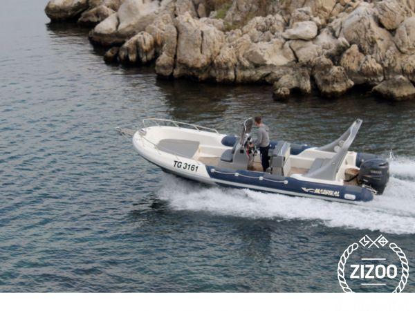 Maestral 745 2009 Speedboat