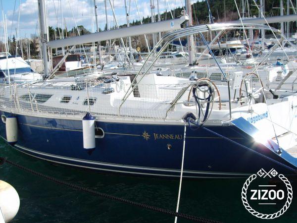 Jeanneau Sun Odyssey 45.2 2003 Sailboat
