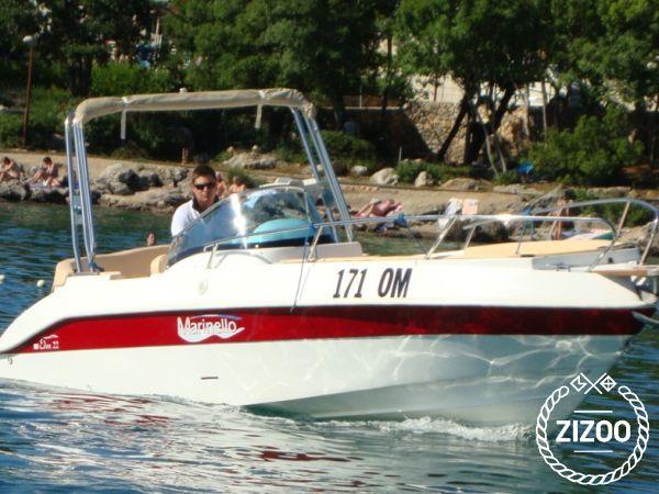 Marinello Eden 22 2013 Speedboat