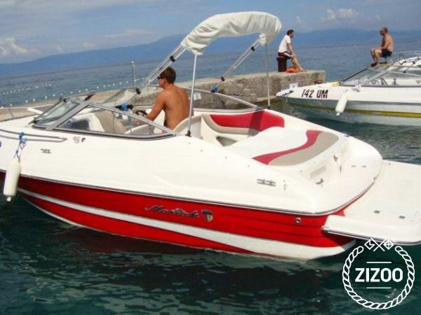 Mariah SC 19 2010 Speedboat
