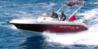 Rennboot Atlantic Marine 570 2009