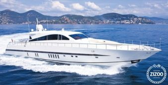 Barca a motore Leopard 27 1999
