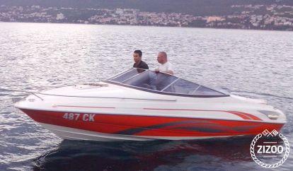 Lancha motora Viper 203 (2003)
