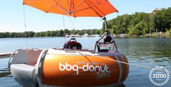 Motorboot bbq-donut Grillboot Type 2 2014