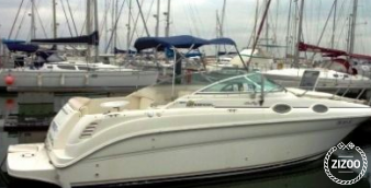 Barca a motore Sea Ray 260 Sundancer 2003