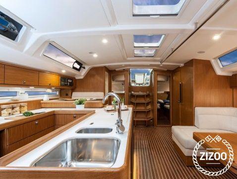Bavaria Cruiser 56 2016 Sailboat