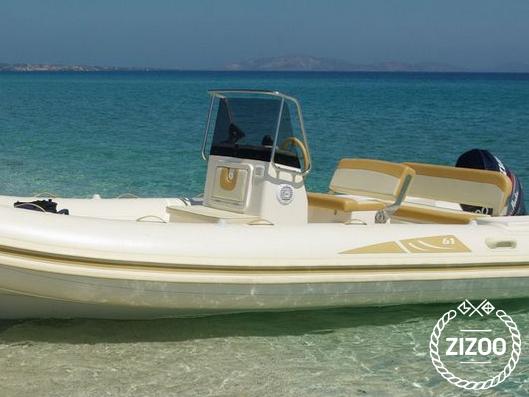 BSC 73 Ocean 2012 Speedboat