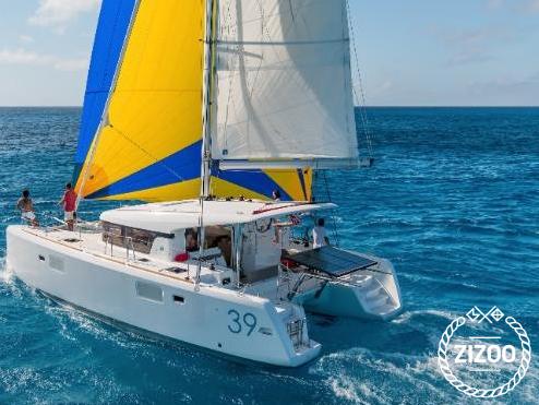 Lagoon 39 2015 Catamaran