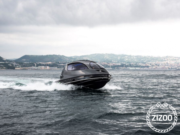 Jet Capsule 2016 Speedboat