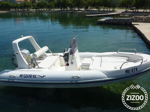 Maestral 555 2012 Speedboat