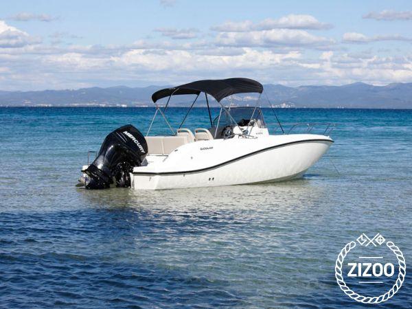 Quicksilver Activ 675 Open 2016 Speedboat