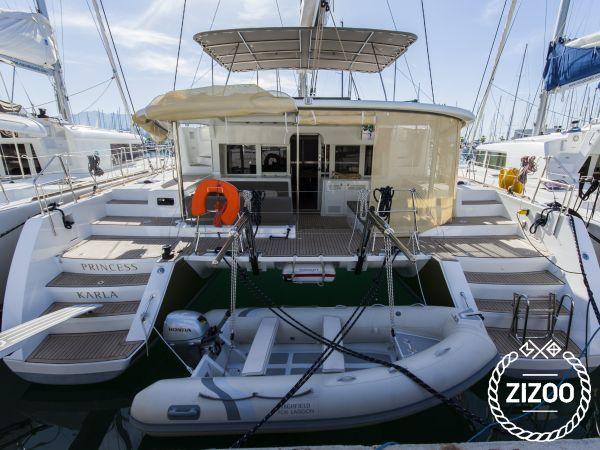 Lagoon 450 2014 Catamaran