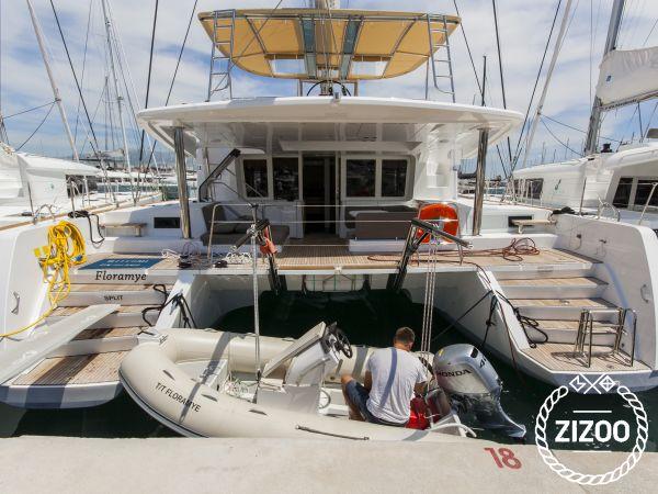 Lagoon 52 2014 Catamaran