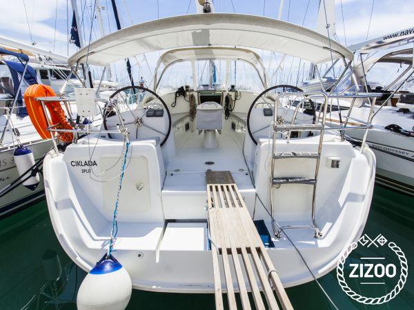 Beneteau Cyclades 43.4 2007 Sailboat