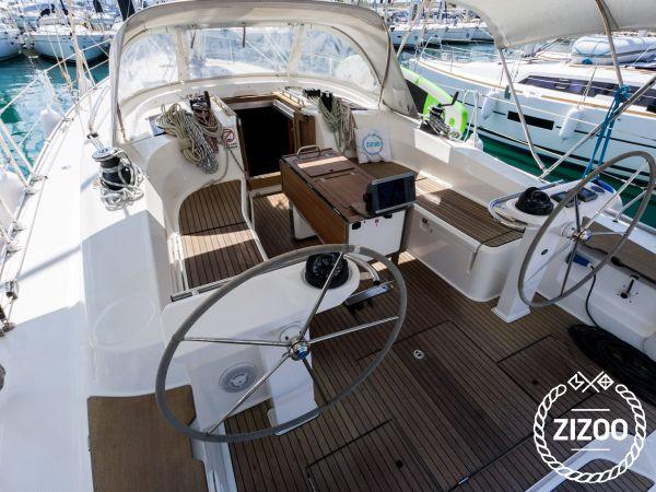 Segelboot Bavaria Cruiser 45 (2012)-2
