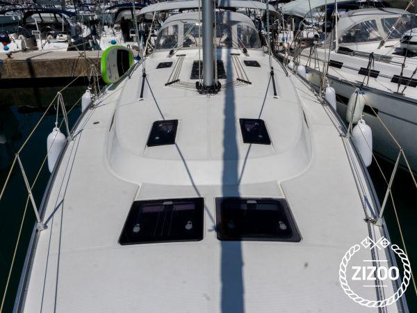 Segelboot Bavaria Cruiser 45 (2012)-3