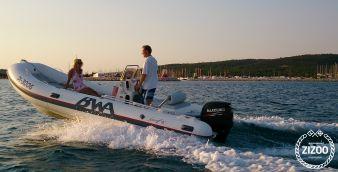 Speedboat BWA Sport 18 + Suzuki 80 2013