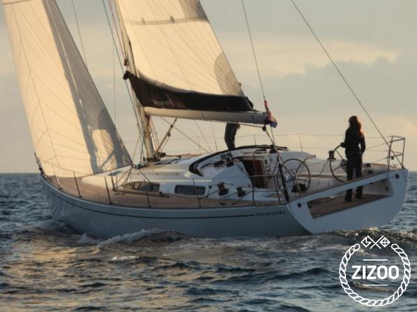 Salona 44 2016 Sailboat