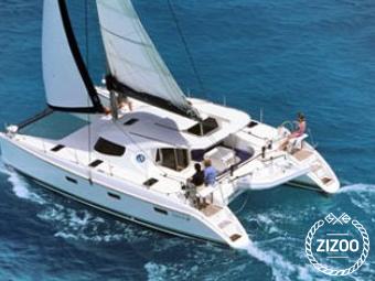 Nautitech 40 2012 Catamaran