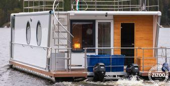 Barca a motore Bellamer DeLuxe 2015