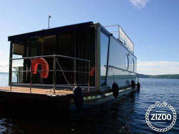 Bellamer DeLuxe 2015 Motor boat