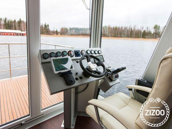 Imbarcazione a motore Bellamer DeLuxe (2014)-4